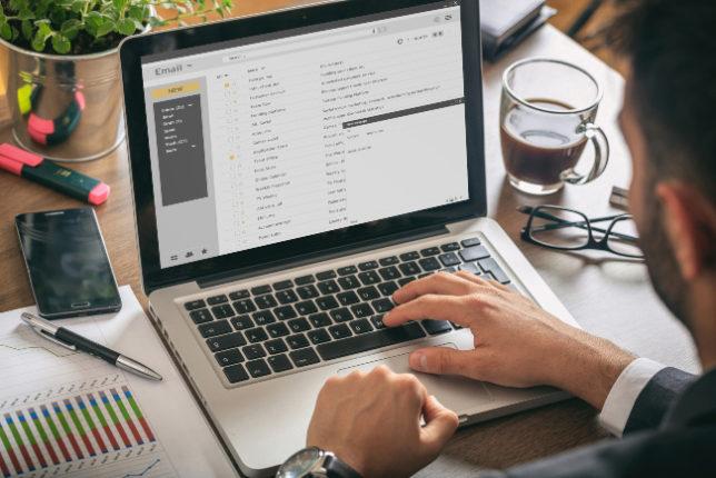 automatizace emailu