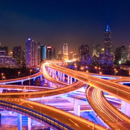 internet věcí v rámci města