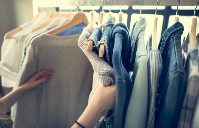 obchod s módou